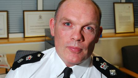Chief Supt Richard Tucker, acting Borough Commander of Camden, said the plummit in solved burglaries