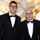 Stefano Gabbana (left) and Domenico Dolce. Picture: PA Archive/Sean Dempsey.
