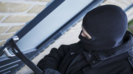 The low rate of burglaries now solved was described as 'very worrying' by the Camden SNB