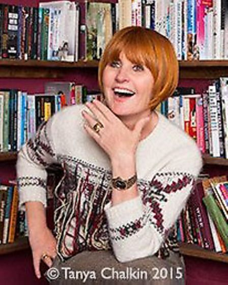 A photograoh of Mary Portas taken for Faces of the Hill. Picture: Tanya Chalkin 2015