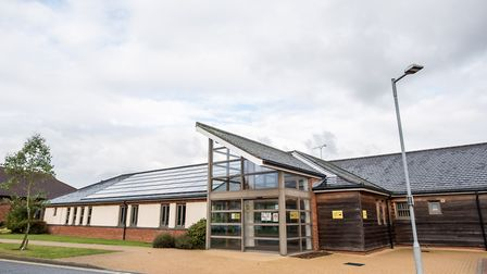 The Dragonfly Unit, in Carlton Colville. Photo: Norfolk and Suffolk NHS Foundation Trust.