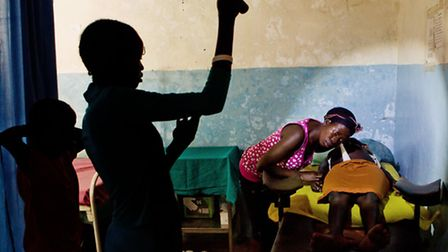 FGM is practiced in parts of Africa and the middle east. Pic: Julien Behal/PAto