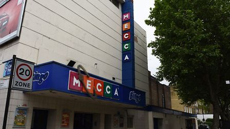 The Mecca Bingo in Hackney is due for closure upsetting local residents