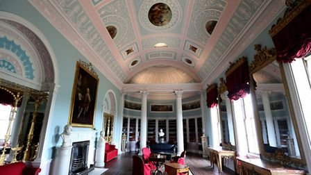 The group had enjoyed the stunning interiors of Kenwood House for 25 years