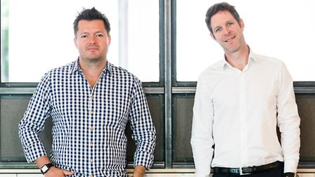 Co-founders Dan Bowyer and Duncan Cheatle  disrupting traditional recruitment