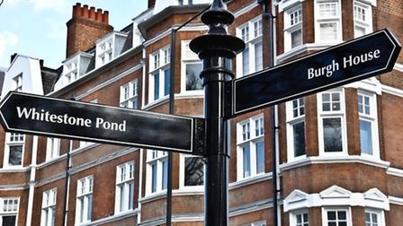 Simon Gerrard reflects on the year in north London property