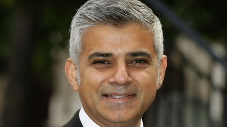 Sadiq Khan has pledged to ban 'poor doors' should he become the Mayor of London