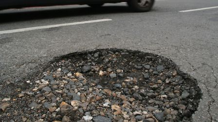 Barnet Council will spend �5.4m on ensuring the boroughs roads are of good quality this year. Pictu