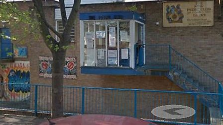 Boxers from the Pedro Youth Club on Rushmore road, Clapton, detained a man after he attempted to abd