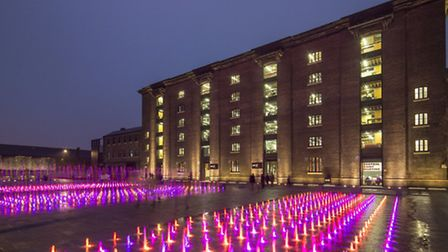 The new Central St Martins Kings Cross campus