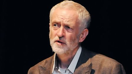 Jeremy Corbyn MP faced criticism at a leadership hustings at JW3