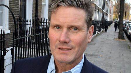 Sir Keir Starmer. Picture: Polly Hancock.