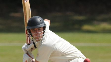 Jamie Gibson was the highest scorer for defeated Hampstead with 30. Pic: Paolo Minoli