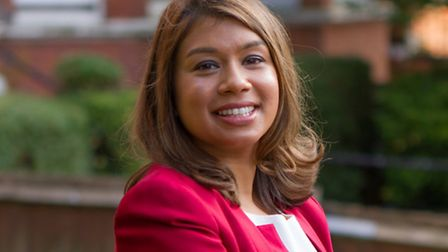 Tulip Siddiq new