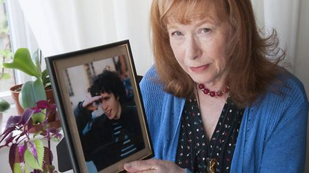 Mother Erica Duggan has called for a new independent inquiry into her son's death in Germany. Pictur