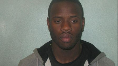 Vincent Kamara was jailed for 12 years for conspiracy to commit robbery