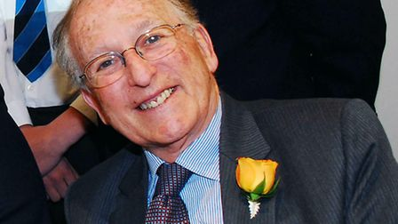 Lord Greville Janner. Picture: Polly Hancock.