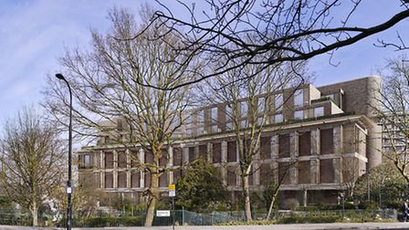 What the UCL Institute would look like. Picture: HayesDavidson
