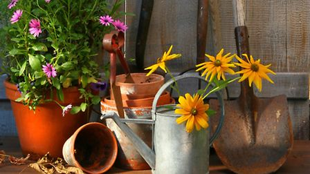Make sure your garden shed is secure and insured before you go on holiday. PA Photo/thinkstockphotos