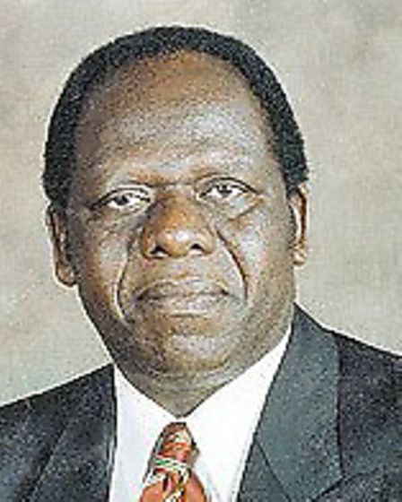 Michael Wamalwa died at the Royal Free in 2003