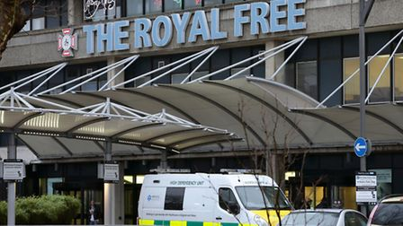The Royal Free said the sacrifice of animals on hospital grounds was against NHS policy