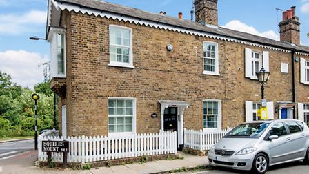 Squire's Mount Cottages, NW3, £1,800,000