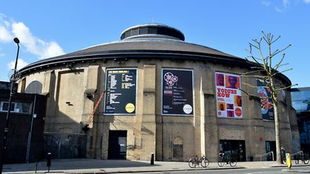 The Roundhouse in Chalk Farm. Picture: Polly Hancock