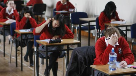 GCSE results will be revealed today