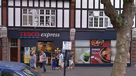 Tesco Express in Swain's Lane was closed last week due to a rodent infestation