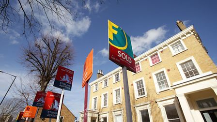 It is six per cent cheaper for first time buyers in London to own than rent their home