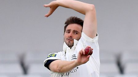 Middlesex's Tim Murtagh. Pic: TGSPHOTO