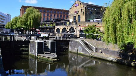 Milligan is banned from area around Camden Lock