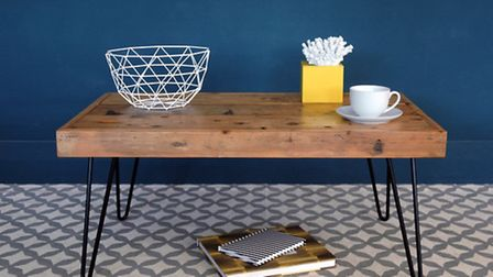 Billy Coffee Table, £295, lukuhome.com