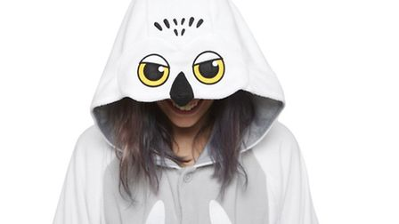 Ready for Freshers: Owl onsie from Kigu