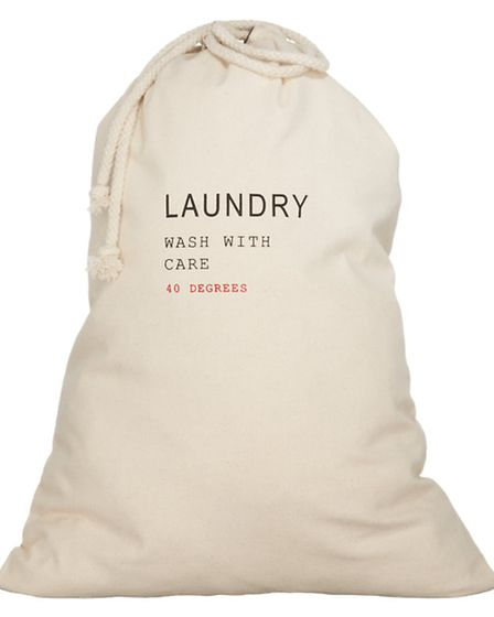 Brooklyn laundry bag from John Lewis