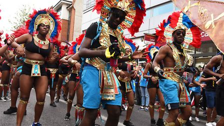 The Hackney One Carnival 2015