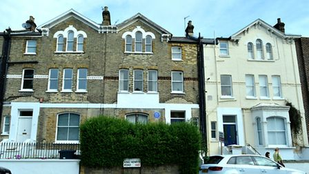 The house where Dr Ambedkar lived will be turned into a museum. Picture: Polly Hancock