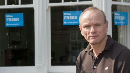 Mike Freer, Tory MP for Finchley & Golders Green