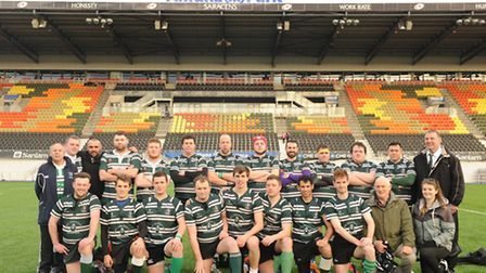 Hendon will play one of their league matches at Saracens' Allianz Park this season. Pic: Paolo Minol