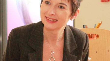 Caroline Pidgeon is the Lib Dem candidate for Mayor of London