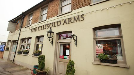 The Clissold Arms, Fortis Green, Haringey