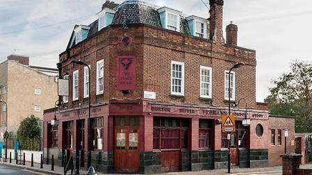 The Stag's Head, Hoxton, built in 1935.