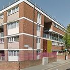 Teenager was statbbed to death on the St John's Estate in Pitfield Street (Pic: Google)