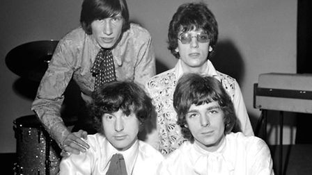 Pink Floyd in the 1960s