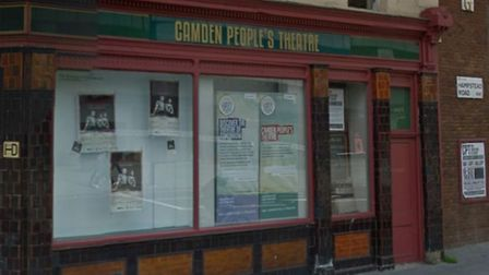 Camden People's Theatre. Picture: Google Streetview