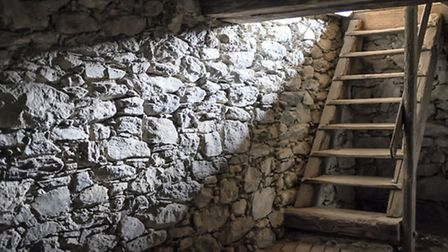 There are a number of things to consider before embarking on a cellar conversion. PA Photo/thinkstoc