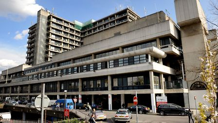Royal Free Hospital. Picture: PA/Anthony Devlin