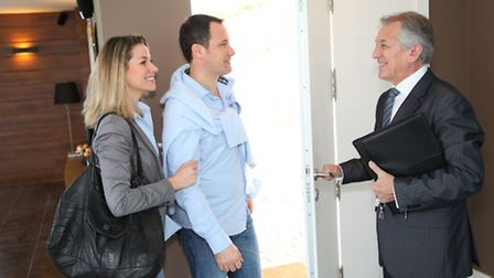 Make sure the agent will be showing prospective buyers around your home, not you