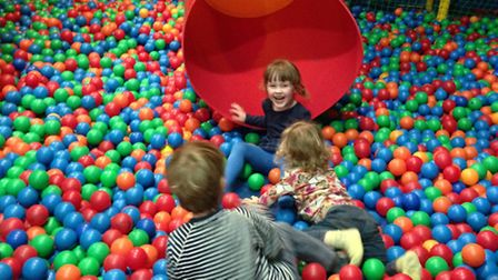 Kids Mania play centre which could be turned into flats