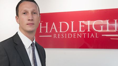 Mark Winship, lettings manager at Hadleigh Residential